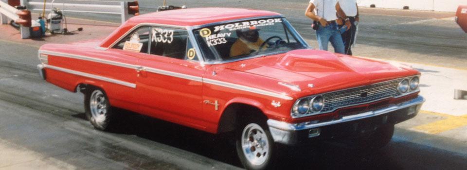 Holbrook Drag Racing History