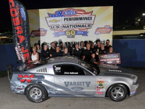2014 Champion NHRA US Nationals Cobra Jet Showdown