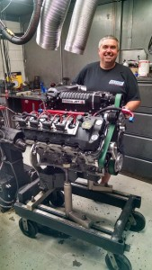 Holbrook Racing Engines Chris Holrook