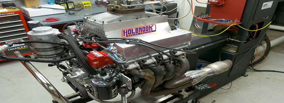 Holbrook Racing Engines | It\'s Simple - We Make Power!