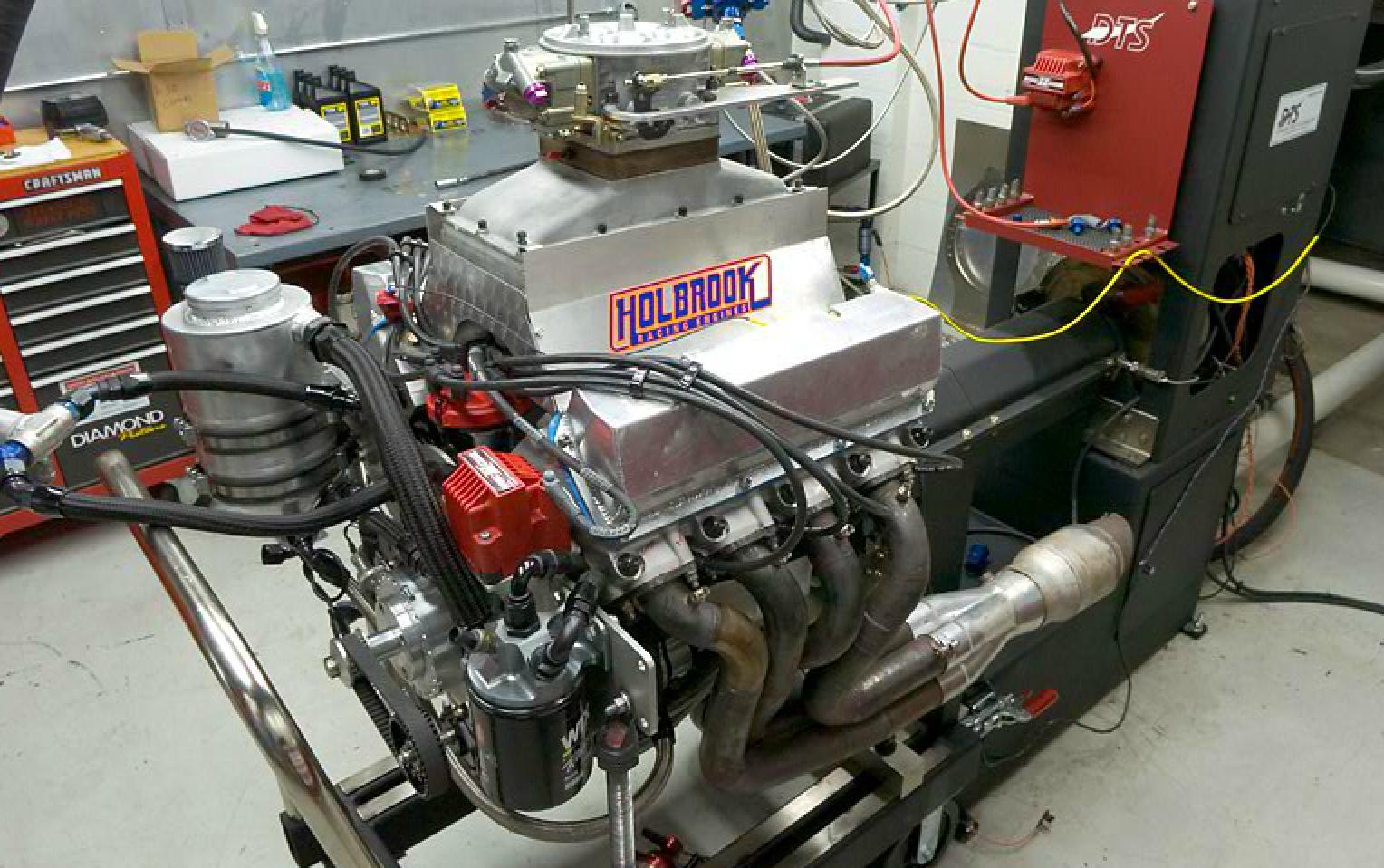 Holbrook Racing Engines Engine Dyno Testing Tuning